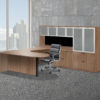 MANHATTAN Executive:Conferencing mid-back bonded leather-6