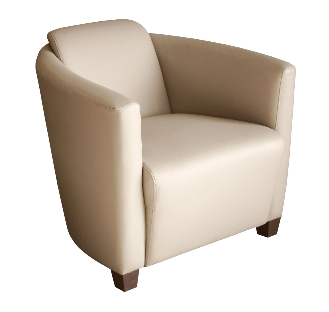 Flo Club Bonded Leather Chair Office Furniture Warehouse