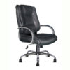 SOVEREIGN Big & Tall Manager High Back Leather-2