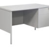TUFFMAXX Single Pedestal Steel Desk-1