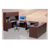 Timeless Ext'd U-Shape Dual Workstation