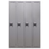 TUFFMAXX Locker- 1-door, 4-bank-1