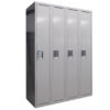 TUFFMAXX Locker- 1-door, 4-bank-2