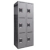 TUFFMAXX Locker- 3-door, 2-bank-2