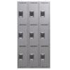 TUFFMAXX Locker- 3-door, 3-bank-1