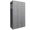 TUFFMAXX Locker- 6-door, 3-bank-2