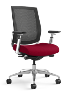 edmonton office chair - focus executive series