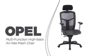 opel ergonomic office chair